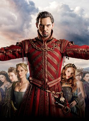 Les Tudors - Intégrale