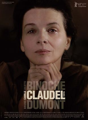 Bande-annonce Camille Claudel, 1915