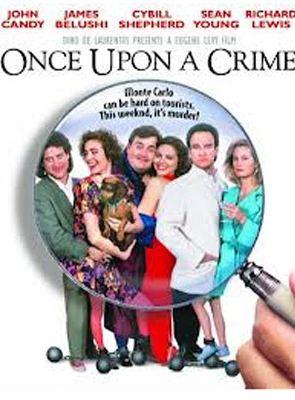 Banco pour un crime