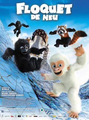 Bande-annonce Snowflake, le gorille blanc