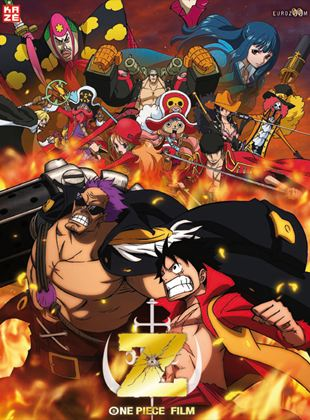 Bande-annonce One Piece Film Z