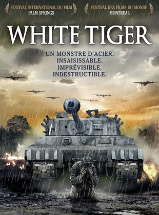 Bande-annonce White Tiger