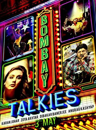 Bande-annonce Bombay Talkies