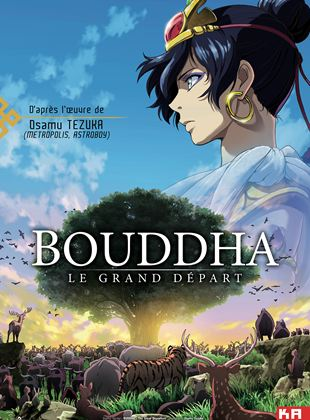 Bande-annonce Bouddha, Le Grand Départ