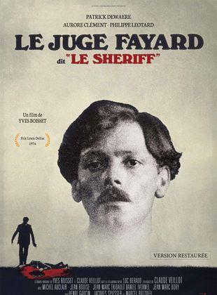 Bande-annonce Le Juge Fayard dit le shériff