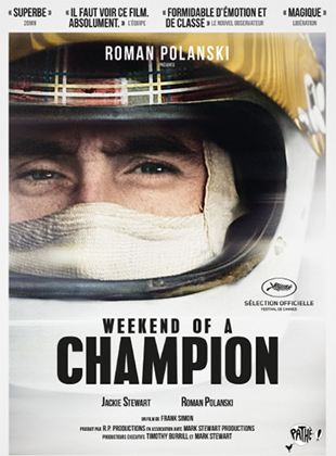 Bande-annonce Weekend of a Champion