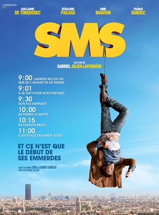 Bande-annonce SMS