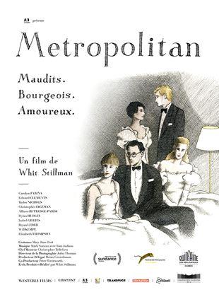 Bande-annonce Metropolitan