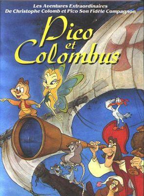 Pico et Columbus - Le voyage magique