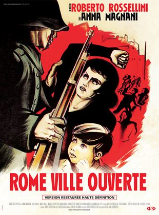 Bande-annonce Rome, ville ouverte