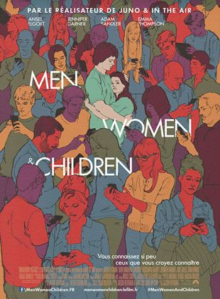 Bande-annonce Men, Women & Children