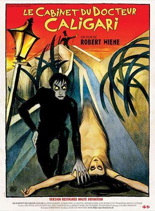 Bande-annonce Le Cabinet du docteur Caligari