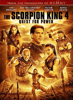 Bande-annonce Le Roi Scorpion 4 - La quête du pouvoir