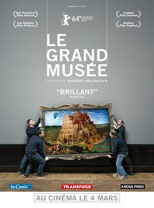 Bande-annonce Le Grand Musée