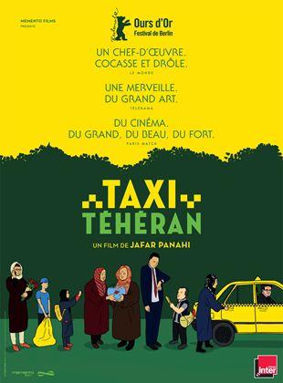 Bande-annonce Taxi Téhéran