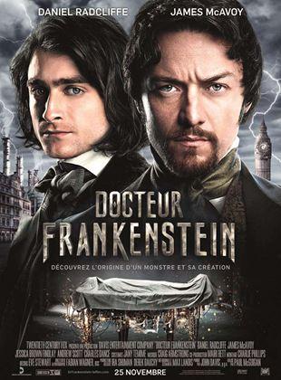 Bande-annonce Docteur Frankenstein