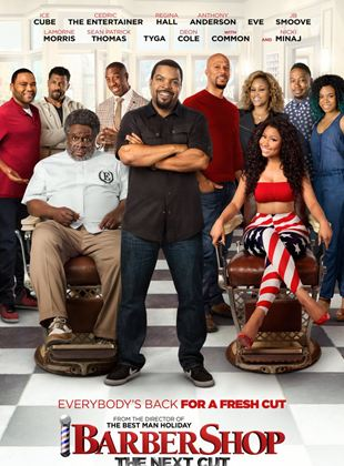 Bande-annonce Barbershop: The Next Cut