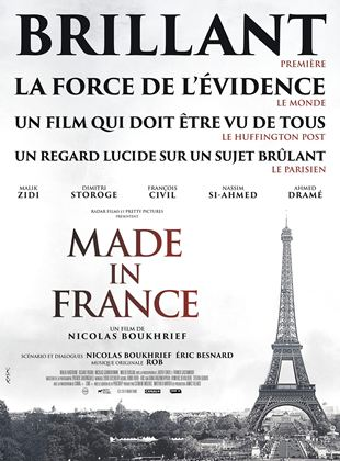 Bande-annonce Made in France