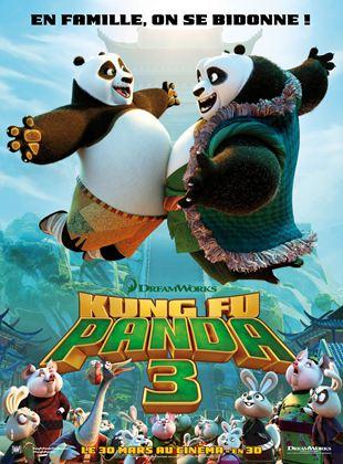 Bande-annonce Kung Fu Panda 3