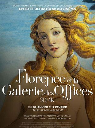 Bande-annonce Florence et la Galerie des Offices 3D