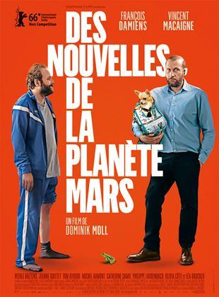 Bande-annonce Des nouvelles de la planète Mars