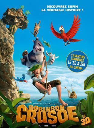 Bande-annonce Robinson Crusoe