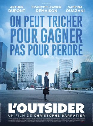 Bande-annonce L'Outsider