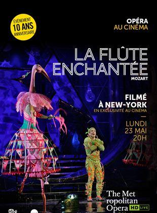 LA FLÛTE ENCHANTÉE (PATHÉ LIVE)