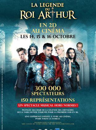 La LÉGENDE DU ROI ARTHUR (CGR Events)