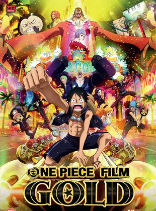Bande-annonce One Piece: Gold