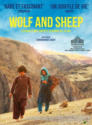 Bande-annonce Wolf And Sheep