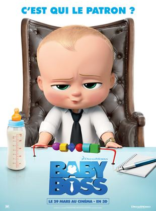 Bande-annonce Baby Boss