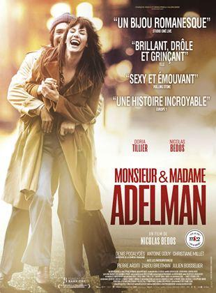 Bande-annonce Monsieur & Madame Adelman