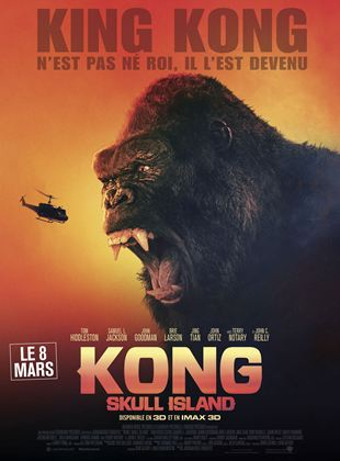 Bande-annonce Kong: Skull Island
