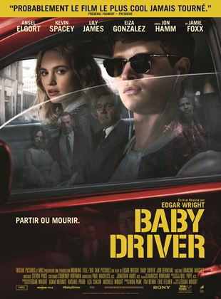 Bande-annonce Baby Driver