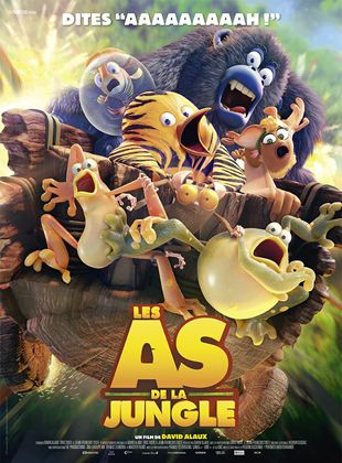 Bande-annonce Les As de la Jungle