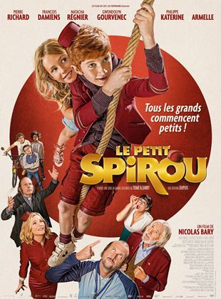 Bande-annonce Le Petit Spirou