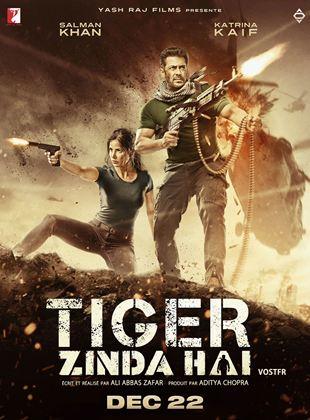 Bande-annonce Tiger Zinda Hai