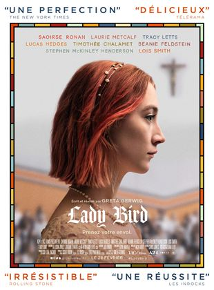 Bande-annonce Lady Bird