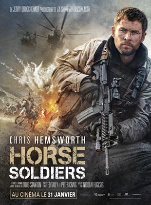 Bande-annonce Horse Soldiers