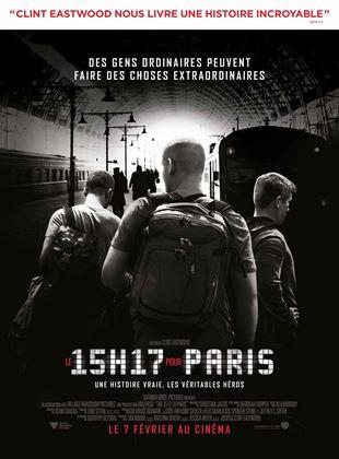 Bande-annonce Le 15h17 pour Paris