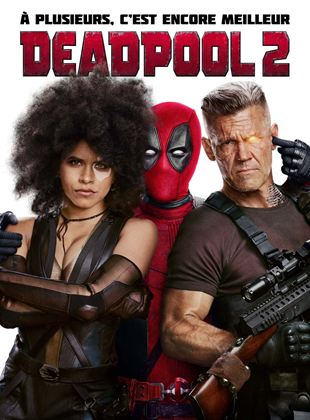 Bande-annonce Deadpool 2