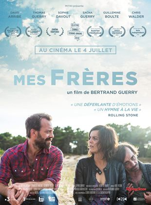 Bande-annonce Mes Frères