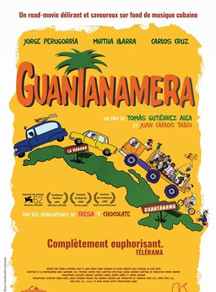 Bande-annonce Guantanamera