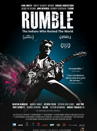 Bande-annonce Rumble: The Indians Who Rocked The World