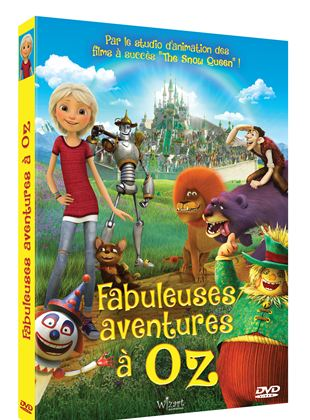 Bande-annonce Fabuleuses aventures à Oz