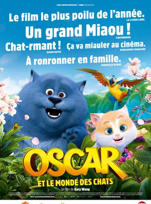 Oscar et le monde des chats streaming