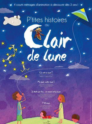 Bande-annonce P'tites histoires au Clair de lune
