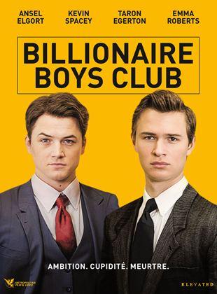 Bande-annonce Billionaire Boys Club