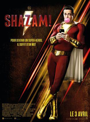 Bande-annonce Shazam!
